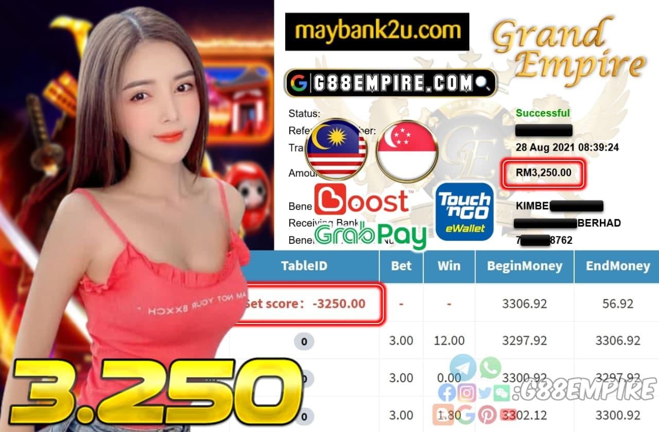 PUSSY888 - BABAOYIHOU CUCI RM 3.250!!!